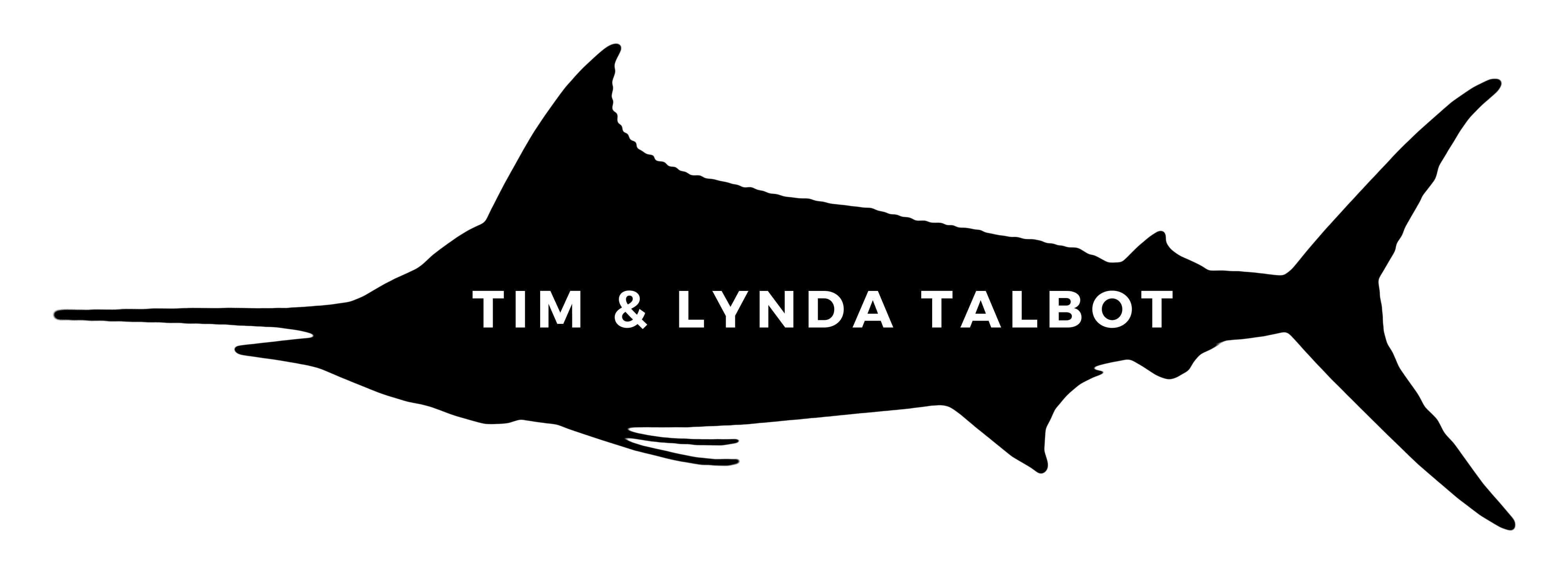 Broadbill Bash Sponsors Tim & Lynda Talbot